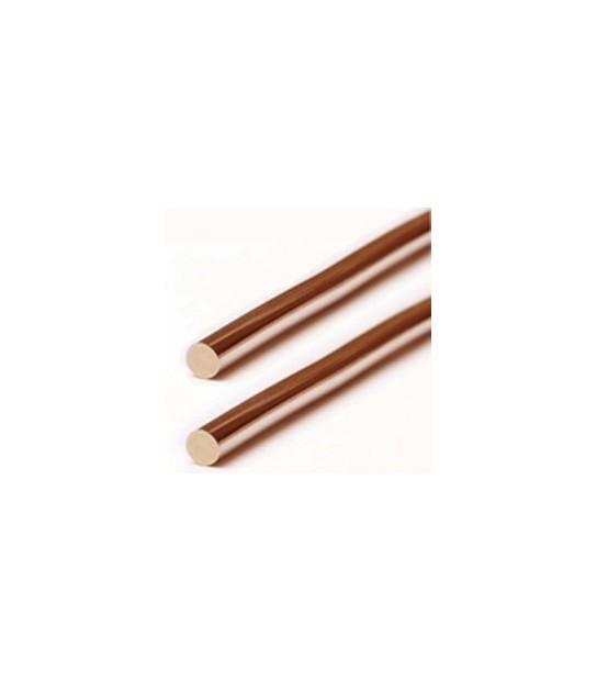 Electrodes de cuivre 1.6mm